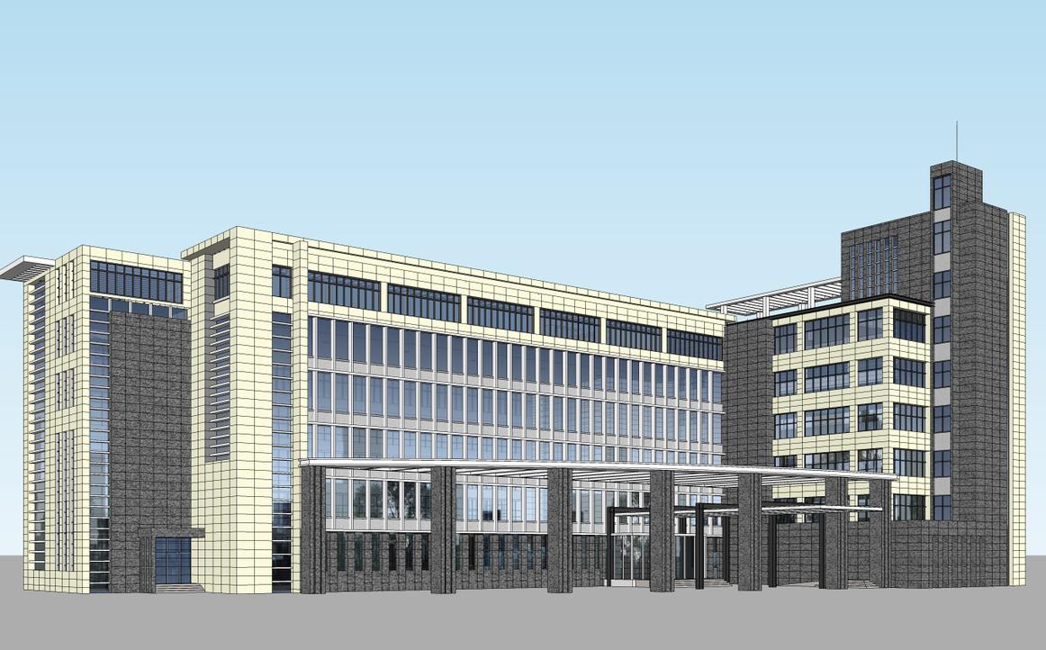 1号和2号教学楼外檐维修改造工程立项已批复